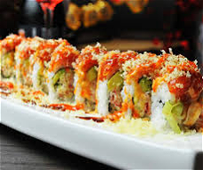 Foto Dragon roll