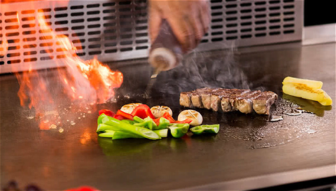 Foto Create your own teppanyaki ( 3 soorten)