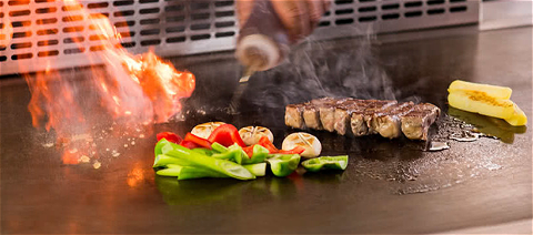 Foto Create your own teppanyaki ( 5 soorten)